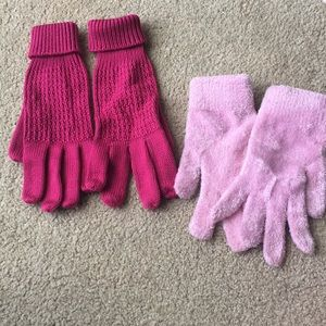 2 Pair! New Gloves - purchased from Macy's